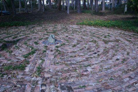 Lakeladylabyrinth
